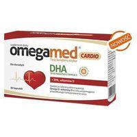Omegamed Cardio, 30 kapsułek