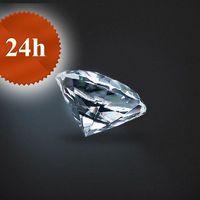 Diament 0,19 ct /G / SI2
