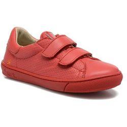 Tenisówki i trampki Art A537 Dover Dziecięce Czerwone Dostawa 2 do 3 dni