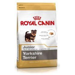 ROYAL CANIN Mini Yorkshire Junior 7,5kg +Lanybook Gratis!