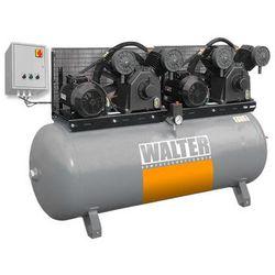 WALTER Sprężarka tłokowa żeliwna serii HD 1640-2x5,5/500S