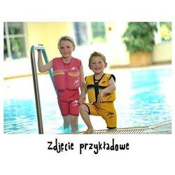 KONFIDENCE Kamizelka z pływakami, róż-fiolet 18m+