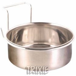 TRIXIE miska metalowa zawieszana wybór pojemności 150-900ml