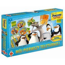 Mój pierwszy teleturniej Pingwiny z Madagaskaru
