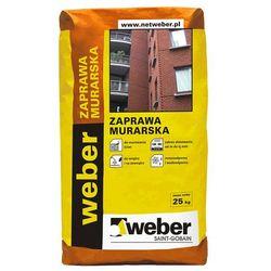 Zaprawa murarska Weber, 25kg
