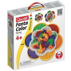 Quercetti, Zestaw kreatywny, Mozaika Fantacolor Daisy, Piesek, 900 elementów, Ø-5 Darmowa dostawa do sklepów SMYK