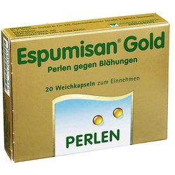 Espumisan Gold perełki przeciw wzdęciom 20 szt.