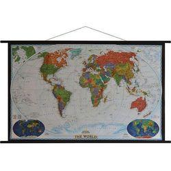 Świat Polityczny World Decorator mapa ścienna National Geographic