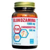 Glukozamina 1000 mg + Chondroityna 500 mg tabl. 1g+0,5g 60 tabl.