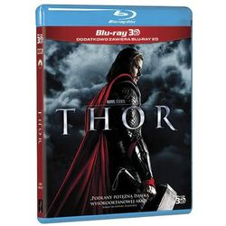 Thor 3D (Blu-Ray) - Kenneth Branagh