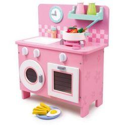 Kuchnia drewniana do zabawy dla Dzieci Rozalia