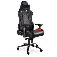 Fotel biurowy obrotowy GT RELAX RACER z podnóżkiem