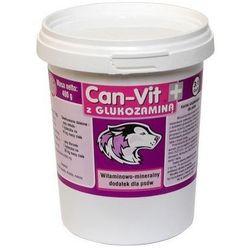 Can-Vit fioletowy preparat dla psów dużych ras z glukozaminą 400g
