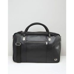 Fred Perry Pique Holdall - Black