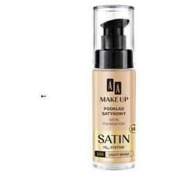 AA Make Up Satin (W) podkład satynowy 103 Light Beige 30ml