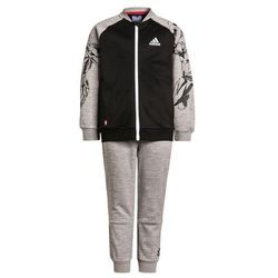 adidas Performance THE AVENGERS Dres black/medium grey heather/white