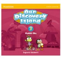 Our Discovery Island 3 Class CD Język angielski płyta CD audio Szkoła podstawowa
