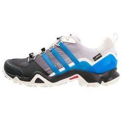 adidas Performance TERREX SWIFT R GTX Półbuty trekkingowe chalk white/shock blue/core black