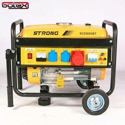 Generator prądu SC2500GBT trójfazowy 2,8 kW