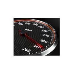 Foto naklejka samoprzylepna 100 x 100 cm - Prędkość obrotomierz