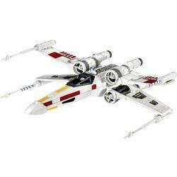 Model do złożenia Revell 03601, X-Wing Fighter, 21 części, saga Star Wars