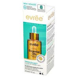 evree Intensive Facial Care Essential Oils Nawilżający olejek do twarzy i szyi 30 ml