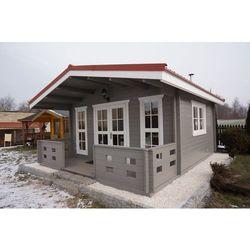 Drewniany domek rekreacyjny Serbia