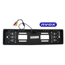 NVOX Samochodowa kamera cofania w ramce tablicy rejestracyjnej 12V