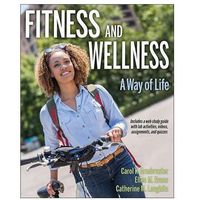 Fitness and Wellness with Web Study Guide