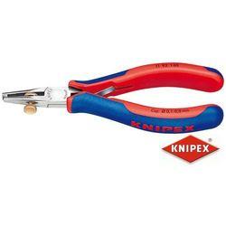 KNIPEX Szczypce do ściągania izolacji dla elektroników, dwukomponentowe (11 92 140)