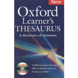 Oxford Learner's Thesaurus with CD-ROM (opr. miękka)