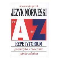 Język norweski A-Z Repetytorium - Wysyłka od 3,99 (opr. miękka)