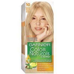Color Naturals farba do włosów 10 bardzo jasny blond
