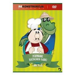 Porwanie Baltazara Gąbki i inne bajki (DVD)