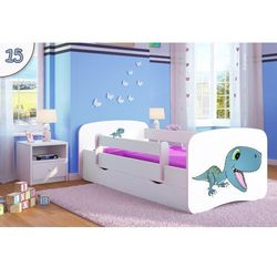 Łóżko dziecięce Kocot-Meble BABYDREAMS DINOZAUR, Kolory Negocjuj Cenę