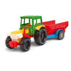 Wader Traktor z przyczepą - 35001 2