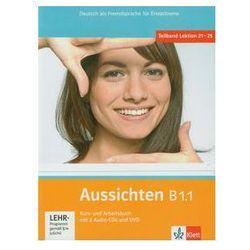 Aussichten B1.1 Podręcznik Z Ćwiczeniami + 2cd (opr. miękka)