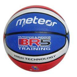 Piłka do koszykówki Meteor Cellular BR5