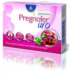 PREGNOFER URO 36 kapsułek