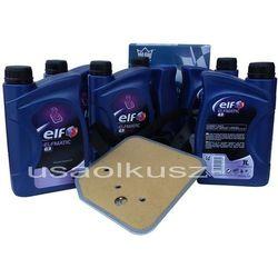 Mineralny olej ATF III + Filtr oleju skrzyni biegów 42RE Jeep Comanche FT1039 / AT9