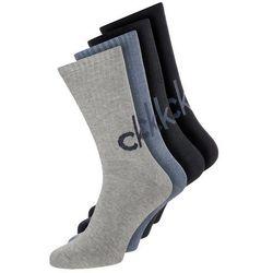 Calvin Klein Underwear 4 PACK Skarpety denim heather/stonewash heather/blue oxford