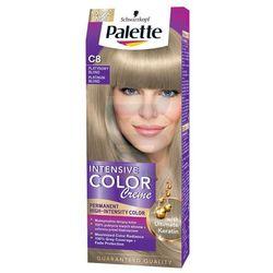 Palette Intensive Color Creme Farba do włosów Platynowy Blond nr C8
