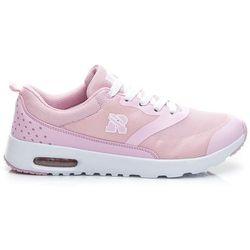 Różowe Sportowe Damskie BUTY do biegania - odcienie różu
