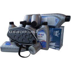 Filtry oraz olej Mobil ATF-320 skrzyni 45RFE Dodge Durango 2000-