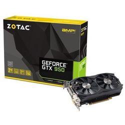 ZOTAC GeForce CUDA GTX950 AMP! 2GB DDR5 PCI-E 128BIT 2DVI/HDMI/DP DARMOWA DOSTAWA DO 400 SALONÓW !!