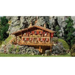 Chata górska - schronisko, Faller 130329, 175 x 125 x 85 mm, skala H0