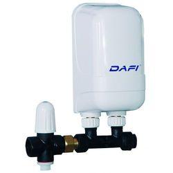 Elektryczny Momentalny Przepływowy Ogrzewacz Wody DAFI - wersja z przyłączem - 7,5 kW 400 V