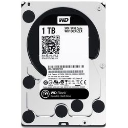 Dysk WD Black 1TB HDD