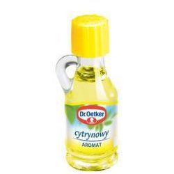 Aromat cytrynowy 9 ml Dr. Oetker