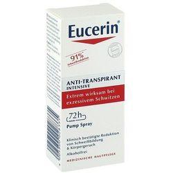 Eucerin dezodorant przeciw nadmiernemu poceniu Spray 72h 30 ml